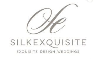 Silkexquisite weddings Logo