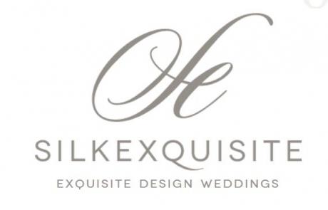 Silkexquisite weddings Logo
